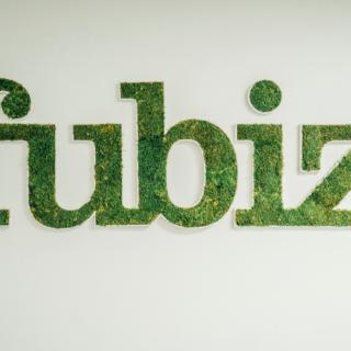 Logo vegetal Fubiz